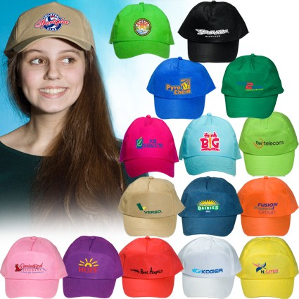 Lure More Potential Customers with the Help of Promotional Caps & Hats