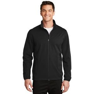 Port Authority® Active Full Zip Soft Shell Jacket