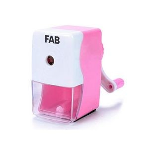 Hand-driven Pencil Sharpener / Pencil Sharpener with Lid
