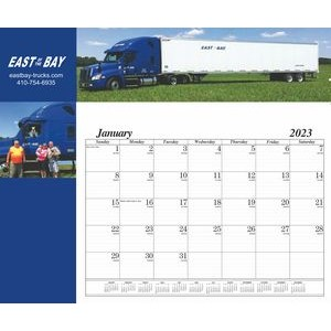 Full-Color Custom Mouse Pad Calendar