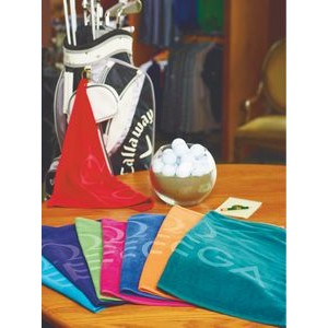 Turkish Signature™ Midweight Golf Towel (Colors)