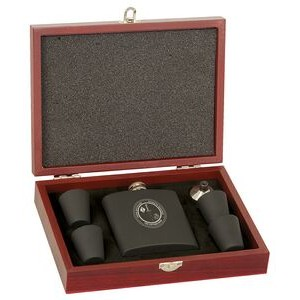 Flask Set -Black
