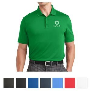 Nike Dri-FIT Players Polo with Flat Knit Collar