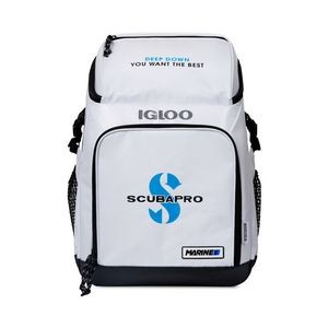 Igloo® Marine Backpack Cooler White