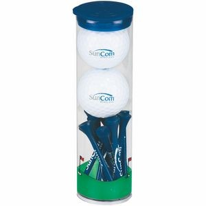 2 Ball Tall Tube With Wilson Ultra