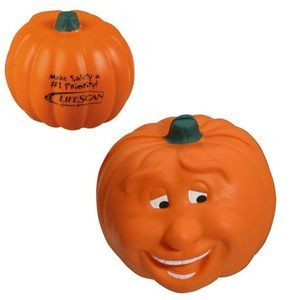 Pumpkin Stress Reliever Smile