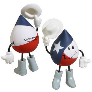 Texas Stress Reliever Figure