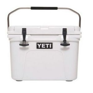 YETI® Roadie® 20 - White Cooler