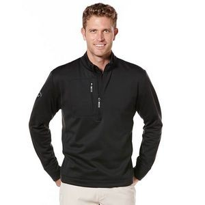 Callaway Tundra 1/4 Zip Stretch Pullover Shirt (Unisex)