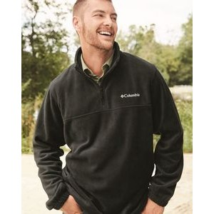 Columbia Steens Mountain™ Quarter Zip Fleece Jacket