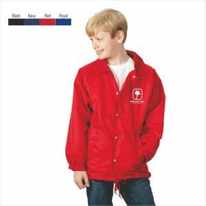 Paradise Point Youth Lined Coach's Jacket