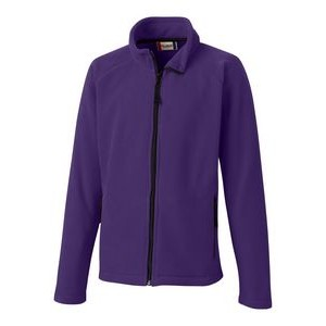 Summit Youth Full Zip Microfleece