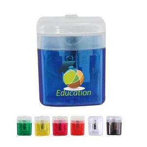 Colorful Box Pencil Sharpener