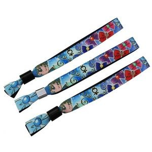 Sublimation Fabric Cloth Wristband
